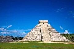 Ver la ciudad,City tours,Salir de la ciudad,Excursions,Tours temáticos,Theme tours,Tours históricos y culturales,Historical & Cultural tours,Excursiones de un día,Full-day excursions,Excursión a Chichén Itzá,Excursion to Chichén Itzá