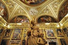 Palazzo Vecchio, Palazzo Pitti and Boboli gardens private tour