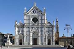 Santa Croce church and Medici chapels private guided visit _ 4 hours