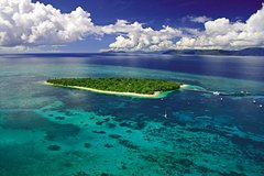 Imagen 2-Day Reef and Rainforest Package Combo: Green Island Cruise and Kuranda Day Trip