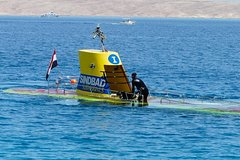 Hurghada Red Sea and Sinai Sindbad Submarine Tour in Hurghada 23850P3