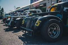 Racing Cars type LEGEND - Friendly Race Experience