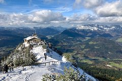 Private Eagles Nest and Kings Lake Tour from Salzburg