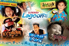 Imagen Sunway Lagoon: Admission Ticket & 2-Way Transfer