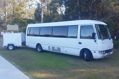 Brisbane Airport Arrival Shared Shuttle Service with Wheelchair Access