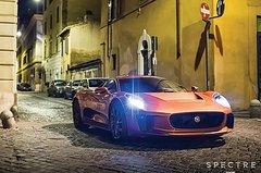 James Bond Spectre Tour through Rome