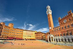 Private Tour Siena and San Gimignano with Wine Tasting and Chianti Village Visit