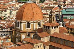 Private Medici Chapels and San Lorenzo Square Guided Visit
