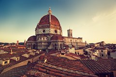 Florence Super Saver: Florence Walking Tour plus Tuscan Cooking Class with