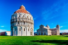 Private Tour to Pisa and San Miniato from Florence