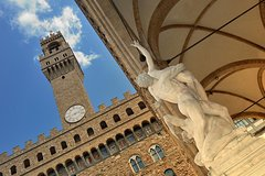 Private All-inclusive Florence Wonders Walking Tour with Uffizi Gallery