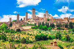Private Tuscany's Top Hill Towns: San Gimignano, Volterra and Certaldo Da