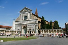 Private Guided Visit of Florence Santa Maria Novella Basilica and its Offic