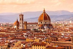 Private Full Day Tour of Pisa and Florence from Rome