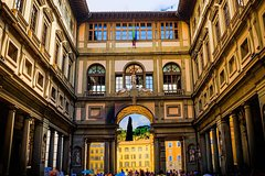 Uffizi Tour