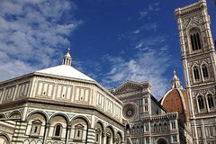 Florence Full Day Tour with David, Duomo, Uffizi, Ponte Vecchio and More