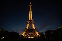 Imagen Private Tour of Paris the City of Light by Night