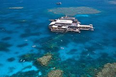 Quicksilver Outer Great Barrier Reef Snorkel Cruise from Palm Cove