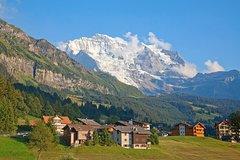 Ver la ciudad,Salir de la ciudad,Tours de un día completo,Excursiones de un día,Excursión a Jungfraujoch