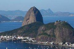 Ver la ciudad,Tours con guía privado,Especiales,Tour por Río de Janeiro,Cristo Redentor,Excursión a Pan de Azúcar