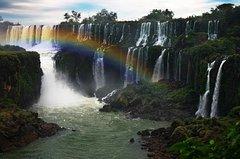Salir de la ciudad,Salir de la ciudad,Traslados y servicios,Excursiones de más de un día,Excursiones de más de un día,Traslados aeropuertos, estaciones etc.,Excursión a las Cataratas de Iguazú