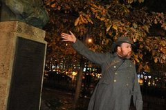 Peter Stuyvesant and His Ghostly Friends Walking Tour