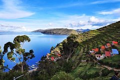Imagen Sun Island Full Day Tour from Puno
