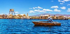 Imagen Titicaca with Homestay at Amantani 2 Days 1 Night