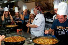 Imagen Panoramic City Tour of Valencia with Paella Cooking Class