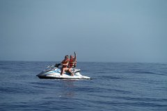 Imagen Jet Ski Guided Tour and Seaside Paella Lunch in Valencia