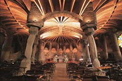 Barcelona Day Trip: Montserrat, Colonia Guell, and Gaudi Crypt