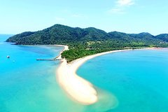 Imagen Dunk Island Round-Trip Water Taxi Transfer from Mission Beach