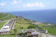Imagen Visite de St Kitts avec la forteresse de Brimstone Hill et une halte à la plage