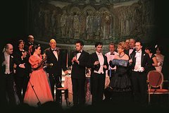 Imagen I Virtuosi dell'opera di Roma: La Traviata at St. Paul within the Walls Church
