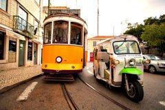 Imagen Siga el tranvía 28 - recorrido privado de 2 horas