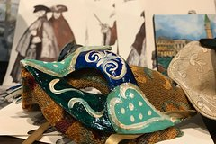 Mask Workshop - Paint your own Venetian mask