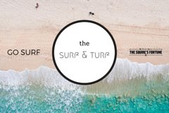 Imagen Scarborough Weekend Surf & Turf Package