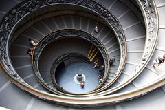 Vatican, Bramante Staircase & Nicolica Chapel with Restricted Areas Private Tour