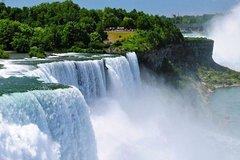 Cataratas del Niágara: Excursión de un día por aire desde Nueva York