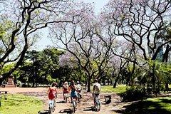 Imagen Recorrido en bicicleta por parques y plazas