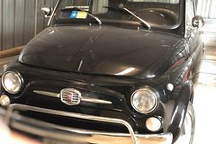 Vintage Car Day trip Fiat 500