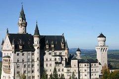 Tour de un día de grupo reducido al castillo de Neuschwanstein desde Múnich