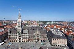 Ver la ciudad,Ver la ciudad,Ver la ciudad,Tours andando,Tours con guía privado,Especiales,Paseo por el Múnich del Tercer Reich,A pie