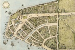 Imagen Tour of the Remnants of Dutch New Amsterdam in NYC