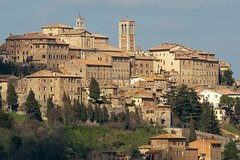 Day Trip from Rome: Tuscany Countryside & Brunello Wine Private VIP Tour