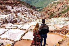 Imagen Chinchero Weaving textiles , Moray & The Salt Mines
