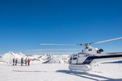 Imagen 35-Minute Helicopter Flight Including Glacier Landing from Wanaka