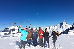 Imagen 25-Minute Helicopter Tour Including Snow Landing from Wanaka