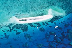 Imagen Ocean Spirit Michaelmas Cay Dive and Snorkel Cruise from Cairns