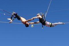 Trapeze Lessons in Las Vegas